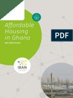 IBAN Affordable-Housing Ghana