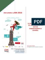 Informe Anual Cima 2016