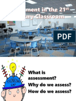 ECHO STEM HUB Assessment in the 21st Century Classroom