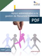 Apoyo Administrativo Gestion Recursos Humanos