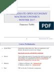 intermediate macroeconomics Lecture 1 2017