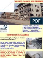 Construction Failures