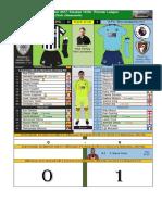 PL 171104 omgång 11 Newcastle - Bournemouth 0-1