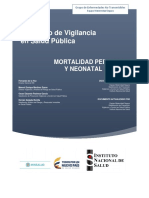 PRO Mortalidad Perinatal y Neonatal