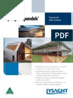 Catalogue Lysaght Spandek June 2012