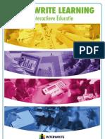 Interwrite Learning  educatie verzamelfolder 2008 web