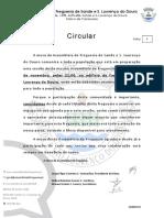 Circular I/MMXVII