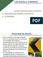 Clases Caminos I - 03 Velocidad Directriz