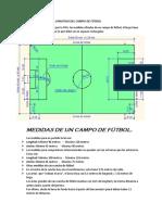 Longitud Del Campo de Fútbol (1)
