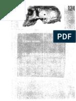 La Antropología Física - Pierre Morel