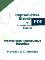 Women Reproductive Disorders