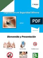 Legislacion en  Seguridad industrial en Perú
