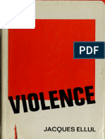 Ellul, Jacques-Violence _ Reflections From a Christian Perspective-Seabury Press (1969)