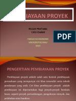 Pembiayaan Proyek