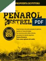 Peñarol 5 Estrellas - la propuesta de Ignacio Ruglio
