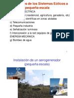 Capitulo 3 Energia Eolica (Pequeña Escala) 2017