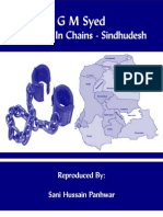 A Nation in Chains by G. M. Sayed