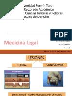 Medicina Legal - Laminas - Maryuri Rosas