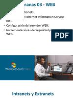 Internet y extranet