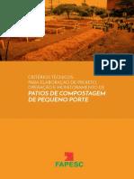 Boletim Técnico Compostagem Pátios Pequeno Porte -SC-julho-2017