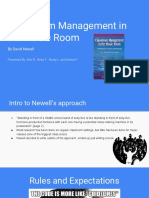 Book Presentation - Classroom Management in the Music Room