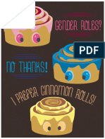 Gender Rolls Graphic Design