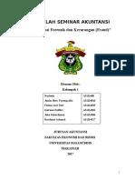 Akuntansi Forensik dan Kecurangan (Fraud)