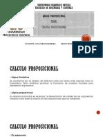 Introduccion Al Calculo Propocisional