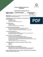 Examen Diagnóstico F.C.E.