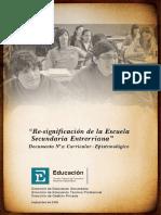 DOCUMENTO 2 de La Resignificación - Curricular Epistemológico