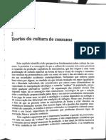 Aula 8. Featherstone - Teorias Da Cultura de Consumo