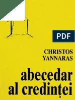 Abecedar Al Credintei-Chrisos Yannaras