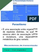 Métodos de Exames Parasitológicos