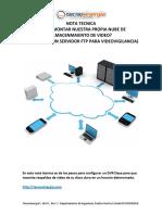 NT - Daya - Configuracion de DVR Para Su Transmision Por FTP en Filezilla