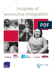 The Principles of Workforce Integration (1)