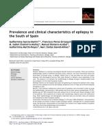 Epilepsi Spanyol Selatan