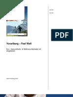 Vorarlberg – Feel Well
