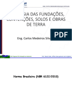 Parte 3 - UNIP - Norma Brasileira NBR6122-10