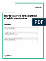 RightMix-Technical White Paper - How to Transform to the Right Mix of Hybird Infrastructure