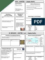 biology 1 revision sheets.ppt