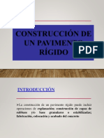Exp. Construccion de Concreto Rigido