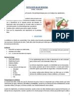 Patología Biliar Benigna