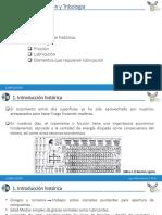 TEMA 1 - Lubricación y Tribología