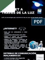 Internet a Través de La Luz