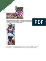 Manuel Rodas Ciclismo