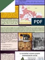 El Imperio Romano 31oct 01 Nov 17 8vo b