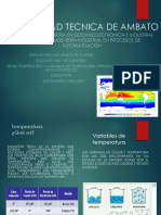 TemperaturaVariables de Temperatura_Presion y Un Gas Perfectp