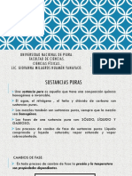 Sustancias Puras- Civil 2016- Termodinamica