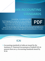 Indian Accounting Standards| scribd ppt