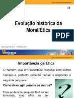 Evolução Histórica Da Moral-Ética